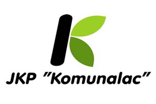 JKP Komunalac: Zahtev za davanje saglasnosti za cenu nove komunalne usluge logo komunalac