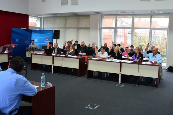 Održana 22. sednica Skupštine opštine Inđija