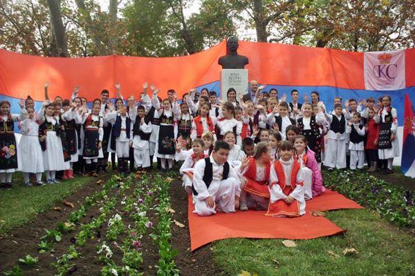 Obeležen Dan oslobođenja Inđije u I svetskom ratu Dan oslobodjenja Indjije Prvi svetski rat 2014 2