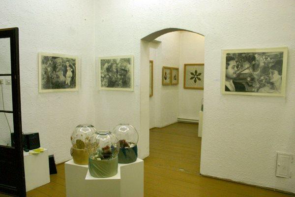 Konkurs za izlaganje u galeriji Kuće Vojnovića Galerija Kuce Vojnovica konkurs