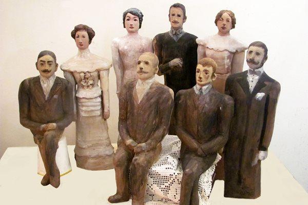 """Izložba skulptura """"Bravura u licu bola"""" od 24. X do 6. XI Izlozba Bravura u licu bola"""