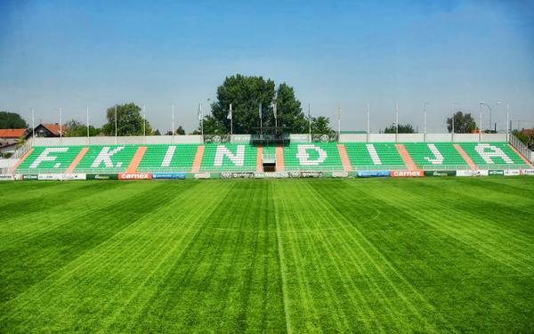 FK Inđija u 15 h protiv Proletera stadion fk korisno 2014