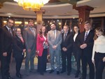 Representatives of the Congress of Local and Regional Authorities of the Council of Europe have visited the Municipality of Indjija
