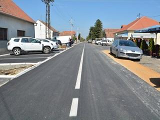 ISPUNjEN SAN LjUKOVČANA: Završeno asfaltiranje Ulice 1. novembar