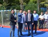 REKONSTRUISAN JOŠ JEDAN TEREN: Otvoren novi centar sportskih dešavanja